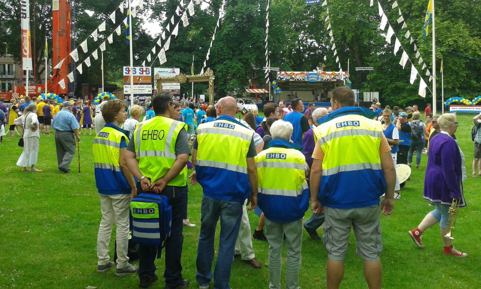 EHBO vereniging Bemmel - Haalderen